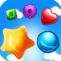 Candy Mania- Pop Sugar of Toy Jelly & Gems Soda Crush Blast Free Puzzle Games