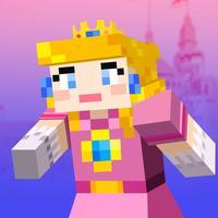 Princess Skins Free for Minecraft