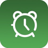 Healthy life alarm clock - simple and practical alarm clock, Funny SMS Tones, forced wake up, sleep function