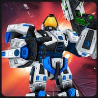 Flying Super-Hero Rescue Robo