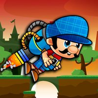 Jungle Adventures World Run Game