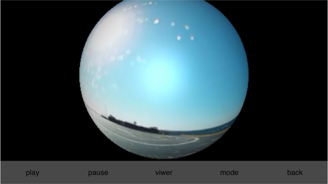 360 panorama video viewer App for iPhone - Free Download 360
