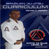 BJJ White to Blue Level 2 Step-By-Step Curriculum