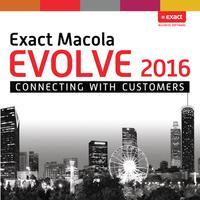 Exact Macola Evolve 2016