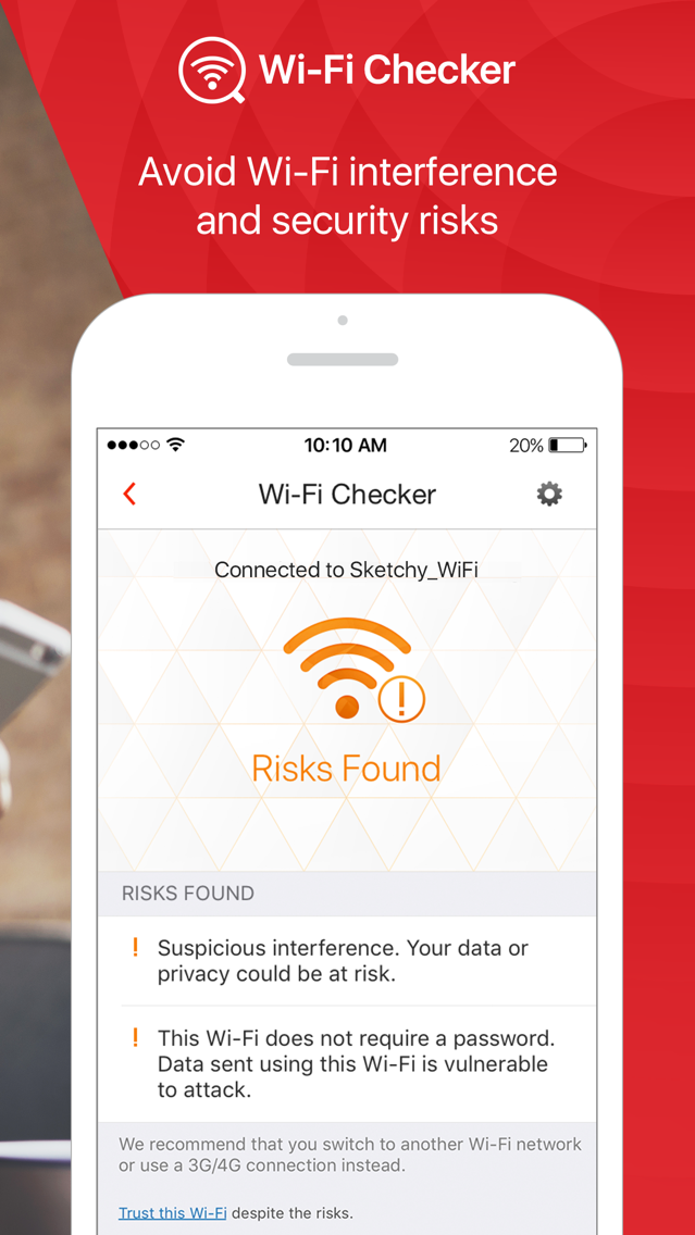 Trend Micro Mobile Security App for iPhone - Free Download Trend