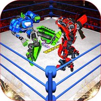 Real Steel Robot Fighting