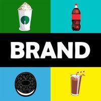 Brand Guess - Logo Quiz Game