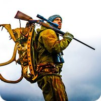Modern Birds Russian Hunters: Safari Sniper Hunting Challenge