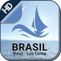 Ilhéus to Luiz Corrêa Charts