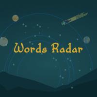 Words Radar