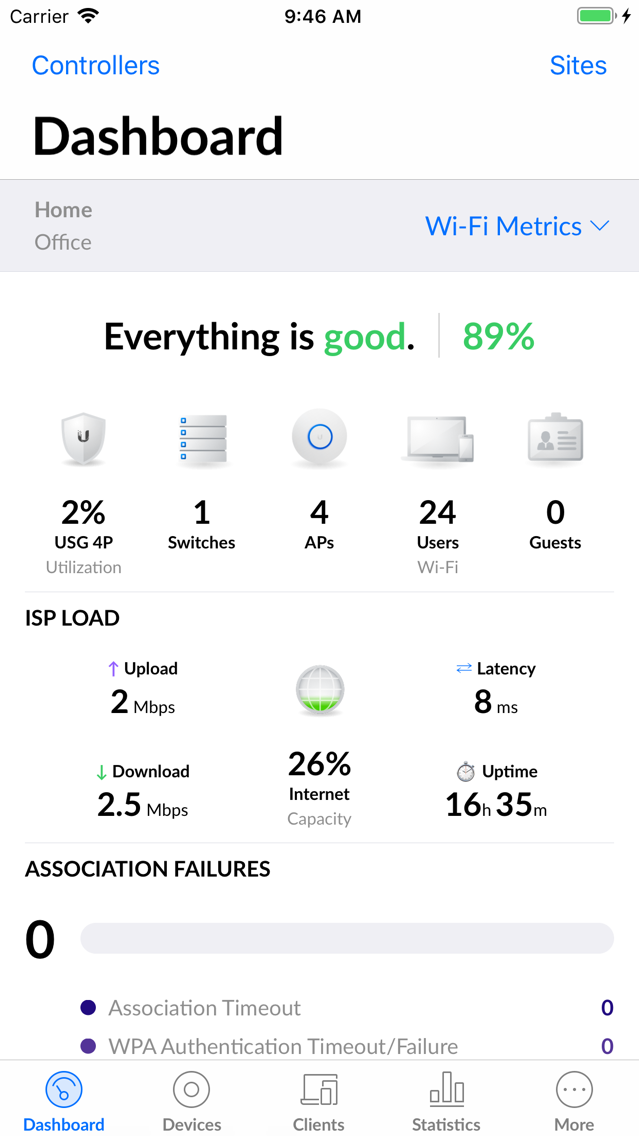 UniFi Network App for iPhone - Free Download UniFi Network