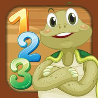 Turtle Math for Kids - Children Learn Numbers, Addition and Subtraction