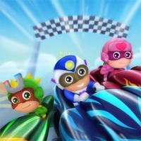 Masked Heroes: 3D Kart Racing