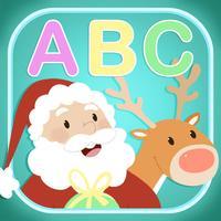 ABC: Christmas Alphabet - Learn the Alphabet