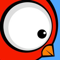 Mighty Bird - The endless & impossible adventure of a new flappy game action hero.