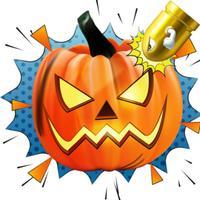 Halloween Pumpkin Shooting