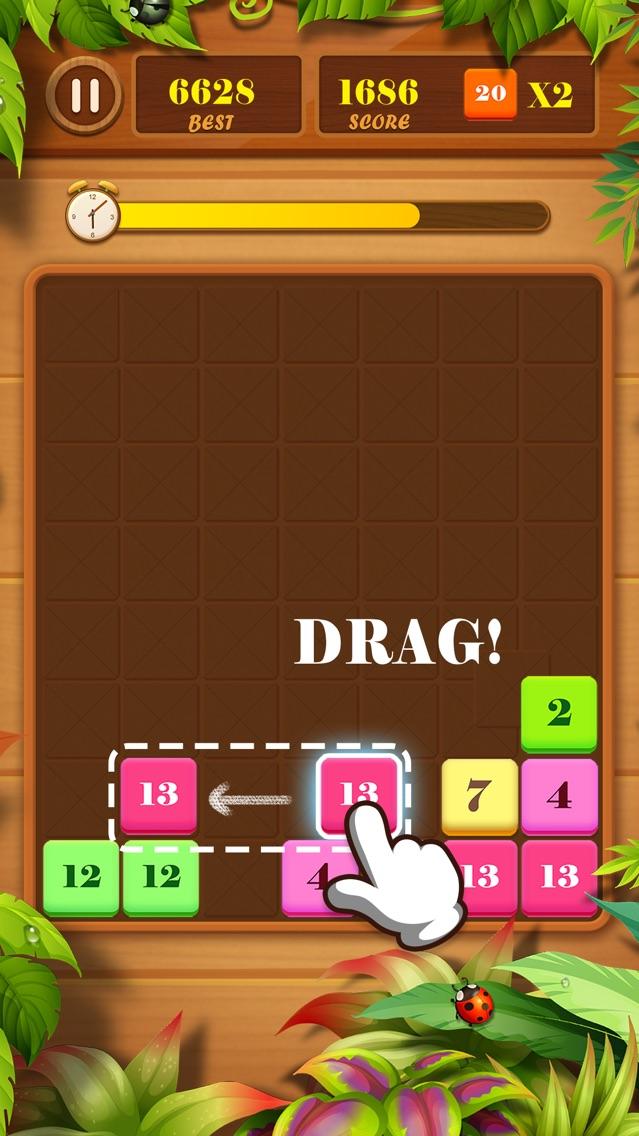 Drag n Merge App for iPhone - Free Download Drag n Merge for
