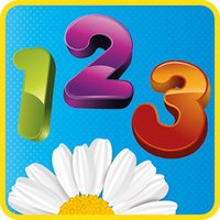 Kids Math Learning With 123 Number Counting Flash Cards-vocal Memory Game