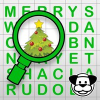 Christmas Word Search by POWGI