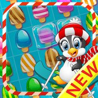 Frozen Ice cream bar - Candy match 3 puzzle game