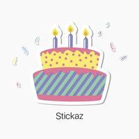 Happy Birthday Stickaz