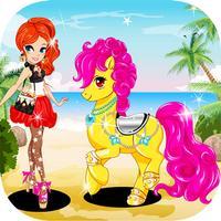 princess Pony Love - games for kids