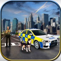Police Dog Airport Crime 3D