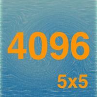 4096 5x5 - redesigned