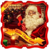 Hidden Objects Game Santa's Workshop