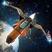 Moon Trek: Galaxy Space Ship Adventure Game For Free