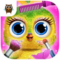Baby Animal Hair Salon 3 - Newborn Hatch & Haircut