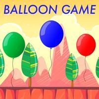 Balloon Game Color