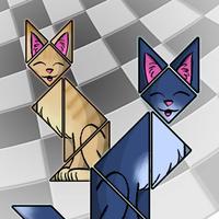 Tangram Chess For Kids: Transformation Math Game