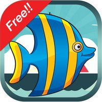 Sea fish coloring pages for Kids