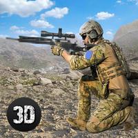 Ghost Sniper: Modern Assassin Warrior