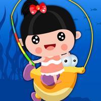 糖糖娃娃机抓鱼小游戏