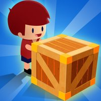 Push Box Garden Puzzle Games