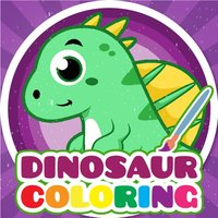 Jurassic Life Dinosaur Day Coloring Pages Third Edition