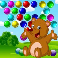 Happy Bear Shooter Bubble Quest