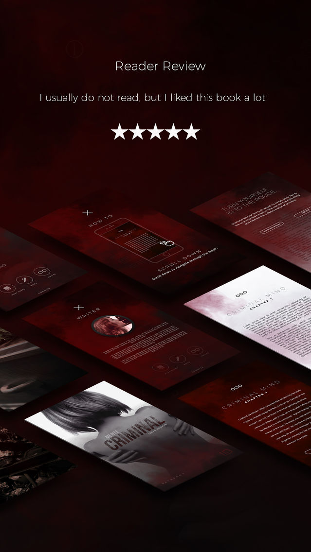 Criminal Mind - Mystery hooked App for iPhone - Free Download