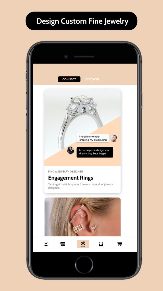 Pietra - Designer Fine Jewelry App for iPhone - Free