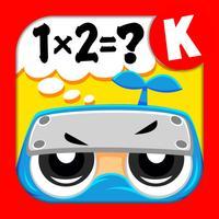 Learn Times Table Easy with Math Ninja
