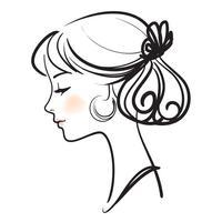 发型2017 - 时尚男女发型设计与脸型搭配