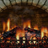 Fireplace - live free scenes with relaxing flames & sounds for stress relief and deeper sleep