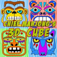 Chief Mahjongs 3D Cube