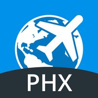Phoenix Travel Guide with Offline Street Map