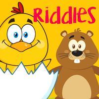 A-Z Jungle Animal Riddles Book