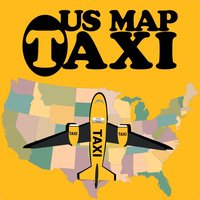 US Map Taxi
