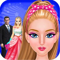 Dreamy Fashion Doll - Party Dress Up & Fashion Make Up Games