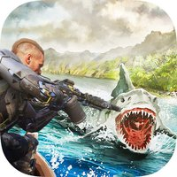 Hungry Fish Hunting - Sniper Shark Shooting